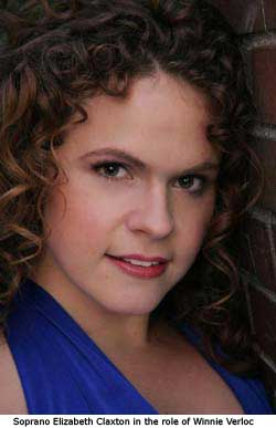 Elizabeth Claxton, soprano