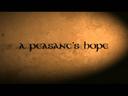 A Peasant's Hope